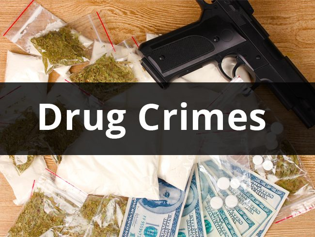 Penalties for Schedule I and II Drug Charges in Maryland